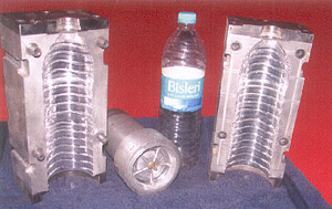 blow mould, blow moulds, Plastic mould, Injection Moulds, Extruder dies in Ahmedabad